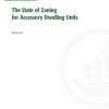 The State of Zoning for Accessory Dwelling Units