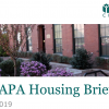 CHAPA May 2019 Housing Briefs