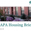 CHAPA Housing Briefs July 2019