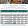 CHAPA's FY2021 State Budget Priorities