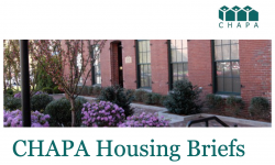 CHAPA Housing Briefs July 2020