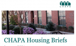 CHAPA Housing Briefs January 2021