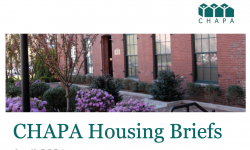CHAPA Housing Briefs April 2021