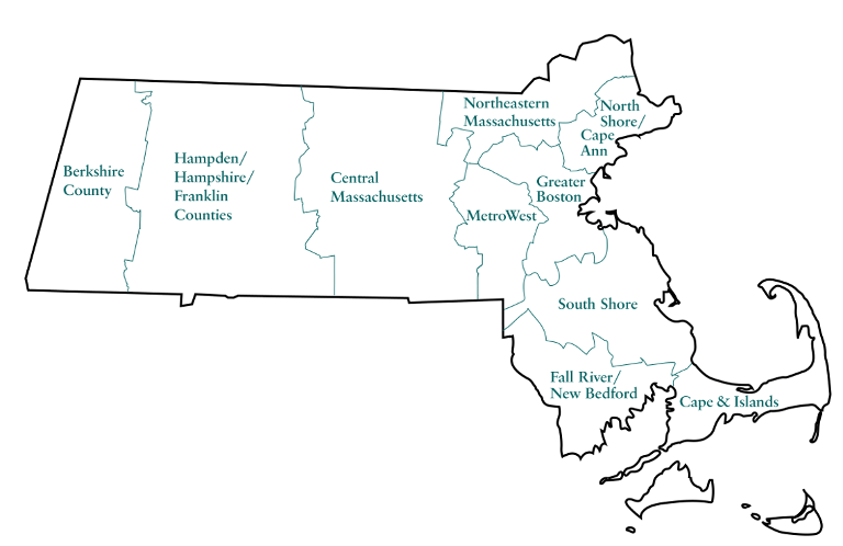 map metrowest ma